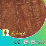 Atacado 8.3mm E0 HDF AC3 Crystal Oak Waxed Edge Maple Laminate Wood Flooring