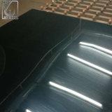 Feuille d'acier inoxydable du miroir 304 pour la construction ou décoratif noire