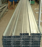 Канал Q345 c стальной для стальных форма-опалубкы и лесов