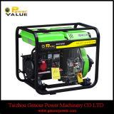 휴대용 Small Diesel Generator 10kw 10kVA Air Cooled