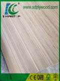 A madeira compensada branca do folheado do côordenador vendeu para Argélia etc. no mercado da África do norte