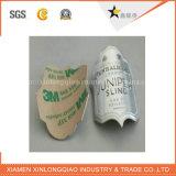 Stampa del contrassegno che imprime l'autoadesivo della bottiglia di carta di Demossing per vino