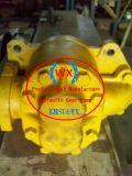 Fabbrica dell'OEM--Modello di macchina: D155A-3. D155A-5 per le parti della pompa a ingranaggi dell'apparato propulsore del bulldozer di KOMATSU, numero della pompa di lavaggio: parti 17A-49-11100