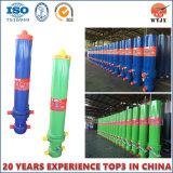 Cylindre hydraulique de vente chaude pour le camion à benne basculante/remorque