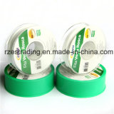 band van de Verbinding van de Draad Tape/PTFE van de Verpakking Outershell PTFE van 19mm de Groene/TeflonBand