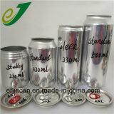 Food Grade алюминиевых банок для напитков 250 мл, 330 мл