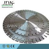 Het multi Blad van de Zaag van de Diamant voor de Hulpmiddelen van het In blokken snijden van het Graniet