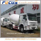 Kubikbetonmischer-Becken-LKW China-4X2 5cubic /6