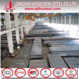 Placa de aço de grande resistência da baixa liga Q295 laminada a alta temperatura