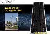 Высокая яркость IP65 Ce RoHS встроенный индикатор солнечной улице лампы