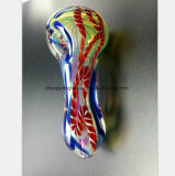 3.94 Zoll-Glaspfeife des Filter-Tabak-Rohr-Wiederanlaufs