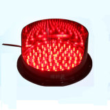 Nueva lámpara LED rojo señal 200mm LED Semáforo