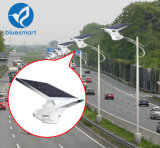 50W 60W LED do sensor de movimento Luz Rua Solar