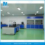 C-Rahmen Zelle-Stahllaborinsel-Prüftisch