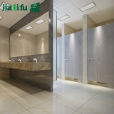 Compartimentos personalizados do toalete da estratificação do estojo compato para o lugar público