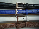 Wholesale Fashion Multicolor PU Leather Pin Buckle Belt Garment Accessories