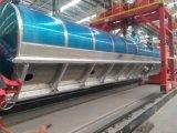 Chinesische neue Aluminiumlegierung 2018 45000 Liter Brennöltanker-halb Schlussteil-