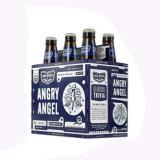 Оптовая продажа коробки пива несущей бутылки 6 пакетов Китая выполненная на заказ