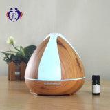 Difusor de madera ultrasónico del petróleo esencial de Aromatherapy del grano de Shenzhen Dituo 300ML (DT-1643)
