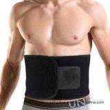 El apoyo de deportes de la cintura Neopreno Barbero delgado cinturón para hombres y mujeres