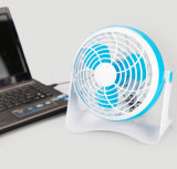 [6ينش] مكتب مروحة [أوسب] يزوّد فقط إسكان بلاستيكيّة 360 درجة دوران كاملة طاولة مروحة شخصيّة [كول فن] مصغّرة لأنّ بيضيّة
