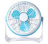 Ventilateur de bureau USB 6pouce propulsé uniquement le carter en plastique 360 Degrés de rotation du ventilateur de table parfaite personnels Mini ventilateur de refroidissement pour la maison et hors tension