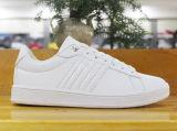 نمو متحمّل بيضاء لوح التزلج أحذية