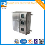 Armário de distribuição elétrica peças de usinagem CNC