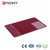 Verbundene MIFARE (R) 1K RFID Papierkarte des Laserdruck-