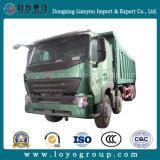 De 12-wielen 25-30m3 van de Vrachtwagen van de Stortplaats van Sinotruk HOWO