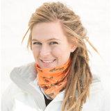 適性は吸収する汗バンダナの北極の羊毛ヘッドスカーフ(YH-HS338)を