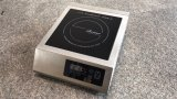 Fornello elettromagnetico di induzione della cucina di approvvigionamento per uso industriale