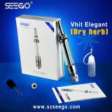 Vaporizzatore asciutto portatile di vetro del globo dell'erba della sigaretta elettronica di Seego