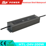 alimentazione elettrica impermeabile di commutazione di più piccolo formato di 24V 200W