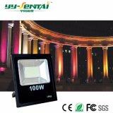 Reflector al aire libre del proyecto LED de la alta calidad (YYST-TGDTP2-100W)