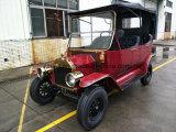 Rariro высококачественных металлическую пластину ручной работы электрического старинных автомобилей