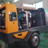 Le SDP250E Vis Portable Air compresseur entraîné par diesel