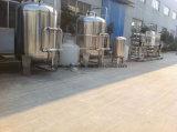 Strumentazione imbottigliante del RO di acqua di trattamento automatico del depuratore