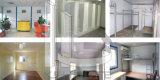 既製の鉄骨フレームの容器の家