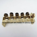 Fabricante ferrocarril eléctrico de cobre Carbon Brushes