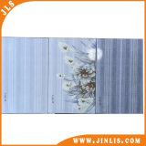 300*450mm glasig-glänzendes Wand-Fliese-Badezimmer deckt Wasser-Beweis-Fliesen mit Ziegeln (304500024)