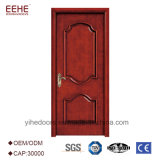 L'intérieur des portes en bois pour chambre à coucher avec jambage de porte en bois