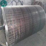 Cilindro de aço para formar a seção do Molde
