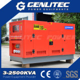 20kw 25kVA Yangdong Dieselgenerator mit schalldichtem Kabinendach