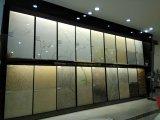 glasig-glänzende Fußboden-Marmorfliese des Porzellan-3D für Hauptdekoration (600X600mm)