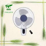 Ventilator van de Muur van de Afstandsbediening 16inch van de hoge Snelheid de Elektrische voor Huis