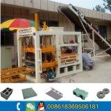 多機能Qt4-18中型の舗装の煉瓦機械またはフライアッシュの空のブロック機械