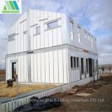 Alta estabilidad ligera EPS Sandwich Panel de pared de cemento de composite