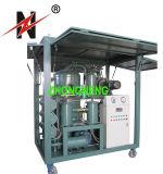 Máquina da filtragem do petróleo do vácuo elevado, purificador de petróleo do transformador com ISO