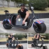 Preiswerte elektrische Roller-Motorrad-Fahrzeug-Stadt-Cocos mit entfernen Batterie